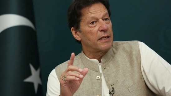 Imran Khan said Afghan women are strong and it is foolish to think that someone from outside can give them rights.