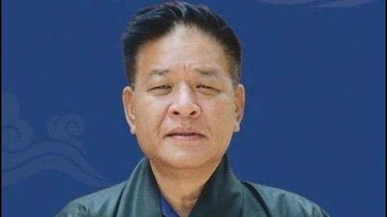 """Sikyong or head of the Central Tibetan Administration, Penpa Tsering, has said the current impasse in the Tibetan Parliament provides """"space for the Chinese government to create trouble"""" within the Tibetan community. (TWITTER/@SikyongPTsering.)"""