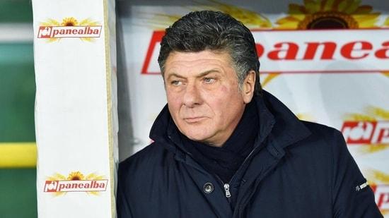 Walter Mazzarri appointed Cagliari coach following Semplici sacking(TWITTER)