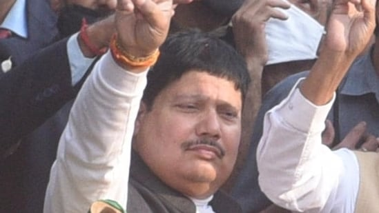 The upgrade in Arjun Singh's armed security cover comes a day after a crude bomb went off near his house at 9am on Tuesday.(File photo)
