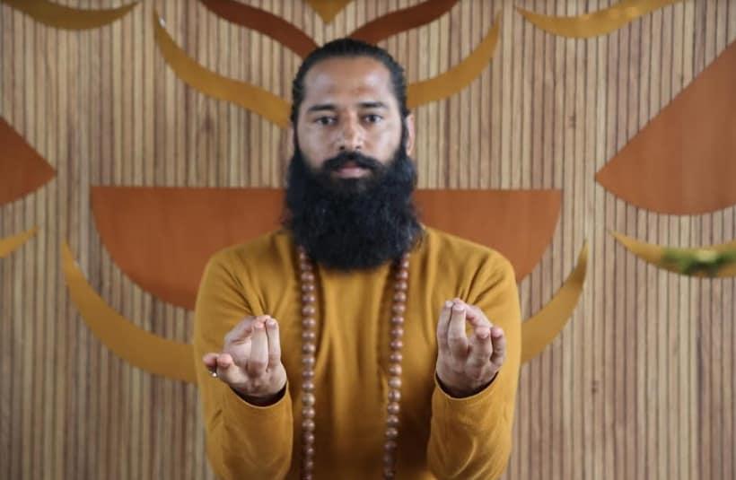 Prana Mudra(Grand Master Akshar)