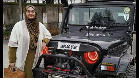 J&K's trailblazing doctor extends a helping hand while off-roading