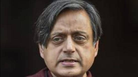"""Taking strong objection to reported remarks by Telangana Congress chief, senior Congress leader Manish Tewari said Shashi Tharoor """"is a valued colleague of yours & mine"""" (Archive)"""