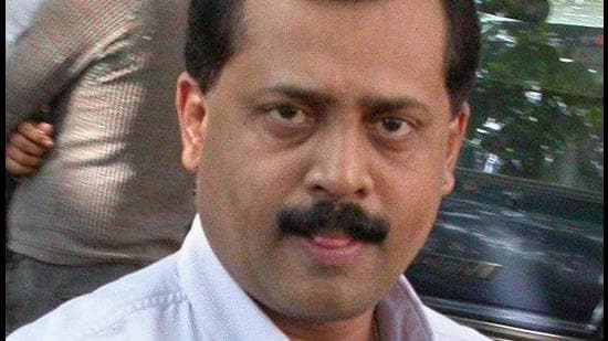 Sachin Vaze has been arrested by the National Investigation Agency (NIA) in the Antilia explosives scare and Mansukh Hiran murder cases. (HT FILE)