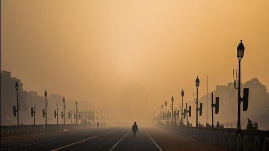 Air pollution is an annual pain paint for Delhi. (AFP)