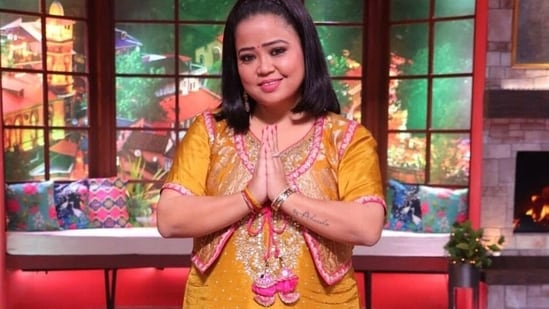 Bharti Singh recently lose 16 kg with intermittent fasting.(Instagram/Bharti Singh)