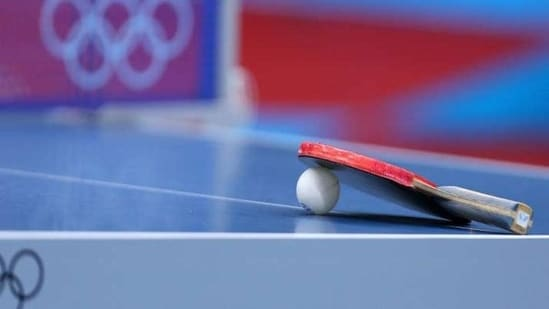 File image of Table Tennis.(Getty)