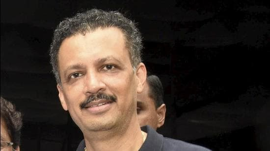 Milind Narvekar was nominated by chief minister Uddhav Thackeray for the position of member of Tirupati temple trust which is the richest temple board in the country. (HT FILE)