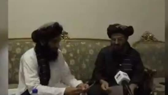 The latest video released by the Taliban shows Mullah Baradar reading out a statement quashing rumours of his death, illness, internal feud in the Cabinet.