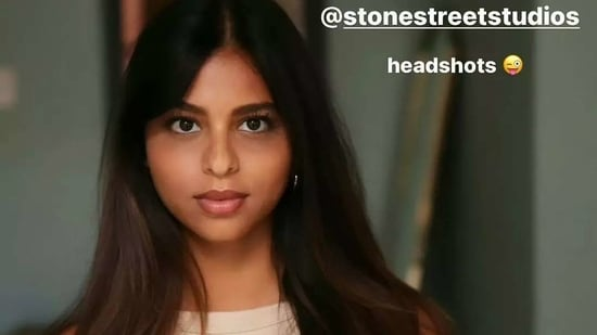 Suhana Khan is currently studying in New York.