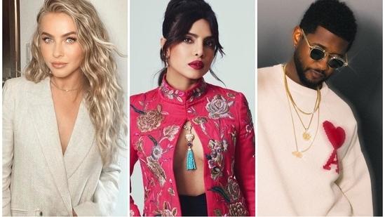 The Activist will have three celebrity hosts - Priyanka Chopra, Julianne Hough and Usher.