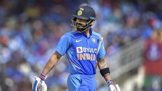 India captain Virat Kohli.(File)