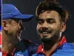 Aakash Chopra reacts to Delhi Capitals keeping Rishabh Pant as captain(HT Collage)