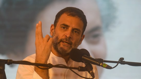 Rahul Gandhi explained why the Congress had to observe National Unemployment Day on Pm Modi's birthday.