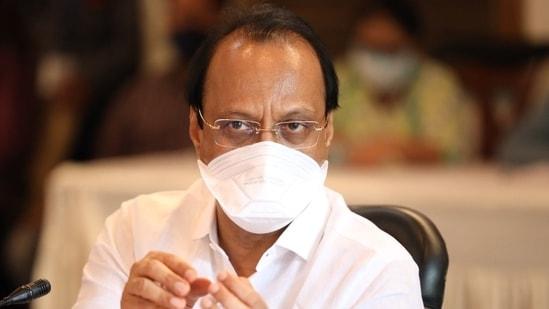 Maharashtra deputy chief minister Ajit Pawar (Twitter/@AjitPawarSpeaks)