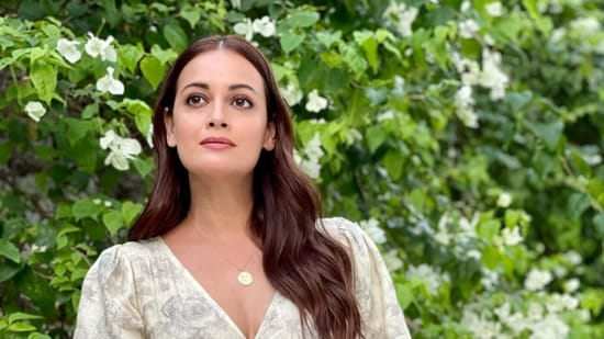 Dia Mirza became a mother in May.
