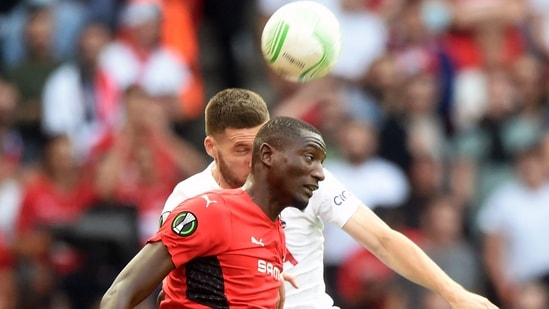 Tottenham draw 2-2 with Rennes