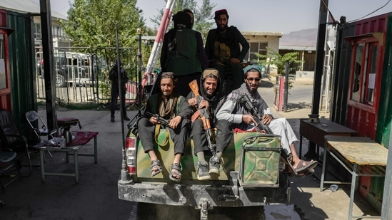 The Taliban formed the interim government of the Islamic Emirate of Afghanistan last week.(AFP Photo)