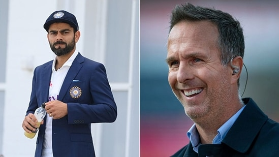 'Very unselfish': Vaughan on Kohli's decision to stand down as India T20 captain
