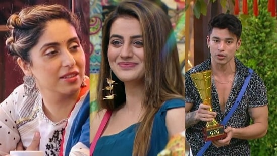 Among the Bigg Boss OTT contestants, who went over the top to entertain the audience?