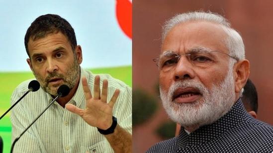"Rahul Gandhi's birthday wish to Prime Minister Narendra Modi was remarkably brief: ""Happy birthday, Modi ji"" – a gesture that many considered odd.(File Photo)"