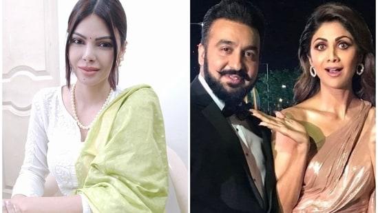 Sherlyn Chopra said that Shilpa Shetty's husband Raj Kundra 'misguided' her into shooting porn.