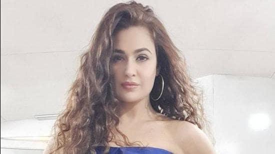 Yuvika Chaudhary is married to Prince Narula.