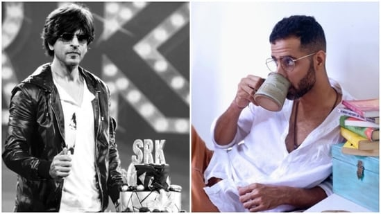 Shah Rukh Khan was Bhuvan Arora's facourite actor as a child.