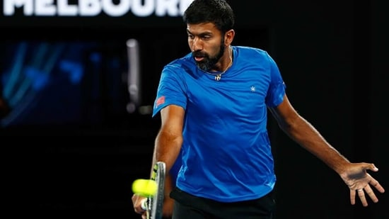 Rohan Bopanna. File(Getty Images)