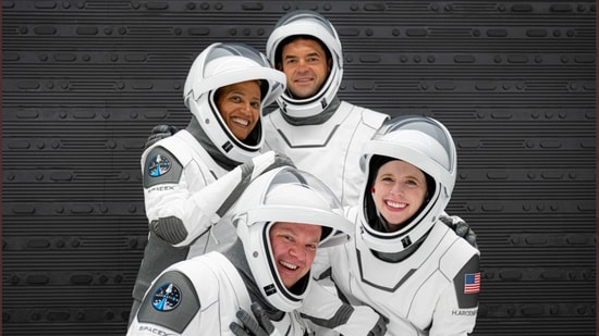 Strangers until March, they spent six months training and preparing for potential emergencies aboard the automated Dragon capsule.