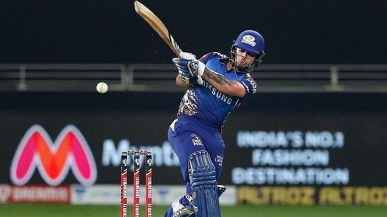 Mumbai Indians batsman Ishan Kishan.(PTI)