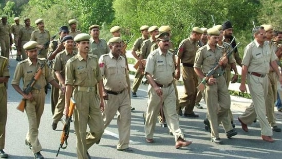 C'garh Police SI Recruitment 2021: Registration for 975 posts begins on Oct 1(HT PHOTO.)