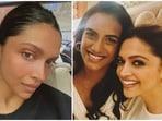 Deepika Padukone's new Instagram post got a reaction from PV Sindhu.