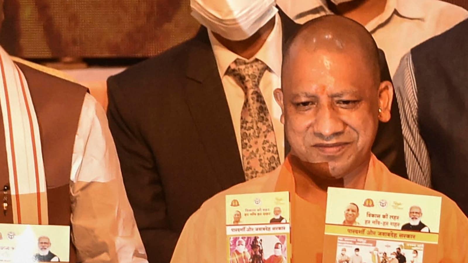Yogi Adityanath says govt raised farmers' income, removed middlemen