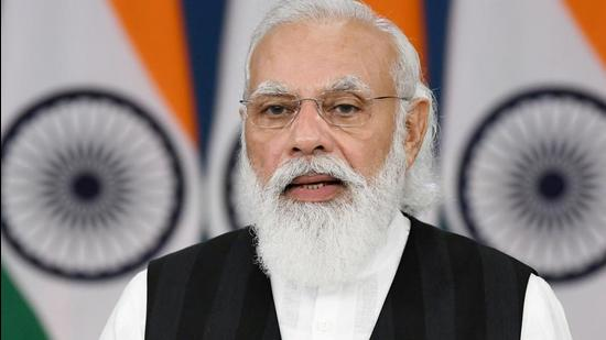 Prime Minister Narendra Modi tweeted that the proceeds from the e-auction of gifts received by him would go to the Namami Gange initiative. (PTI)