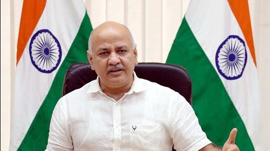 Patparganj is the assembly constituency of deputy chief minister Manish Sisodia (Ht photo)