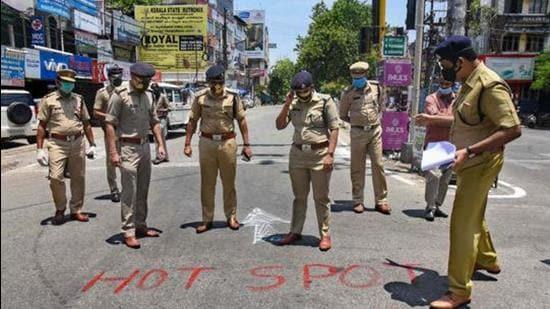 Kerala police (PTI)