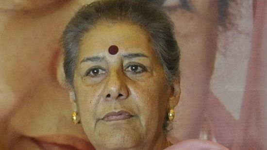 Ambika Soni said she has told the Congress leadership about her decision,
