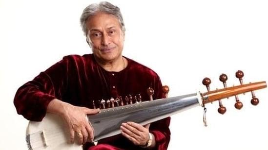 Sarod maestro Amjad Ali Khan