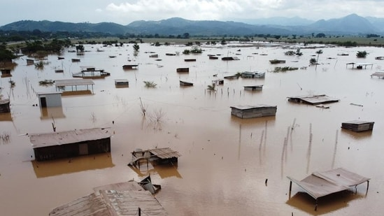 Along with global warming, climate change has also led to an increase in the frequency of extreme weather events, including more intense rainfall and flooding.