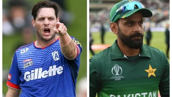 'This has a bad taste to it': McCLenaghan corrects Hafeez for blaming NZ players