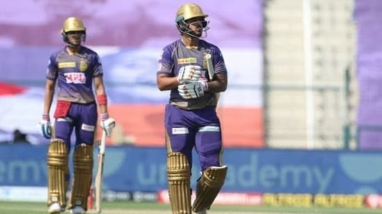 'They are about to shock the world': Mentor David Hussey explains why KKR's opening duo of Shubman Gill and Nitish Rana hold promise(TWITTER)