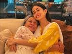Navya Naveli Nanda has shared a new picture with her grandmother Jaya Bachchan.