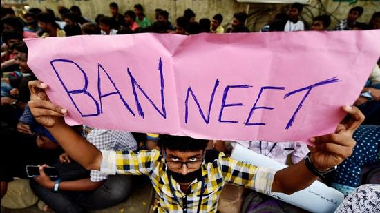 NEET became a reality for students in the state in 2017, following a Supreme Court order asking Tamil Nadu to follow the rest of the country.