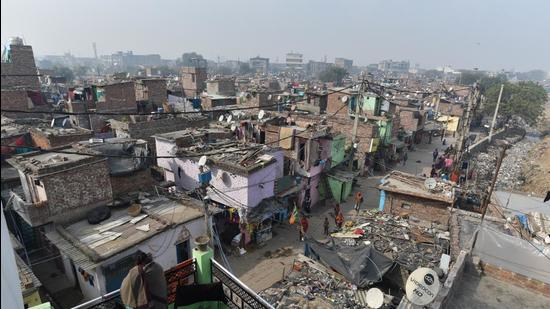 DDA plans to notify the Master Plan of Delhi-2041, the vision document for the city's development in the next two decades, by December end. (Sanchit Khanna/HT PHOTO)