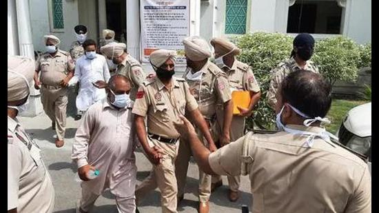 The SIT probing the case claims that the three gave instructions to execute sacrilege at Bargari, Moga and Gurusar to the district dera committee members. (HT file)