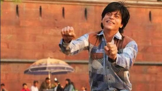 The Supreme Court asked Yash Raj Films, which has petitioned against a <span class='webrupee'>₹</span>15,000 compensation awarded for a missing song, 'Jabra Fan', in 2016 movie 'Fan', why it marketed a song that was not in the movie. (Still from 'Fan')
