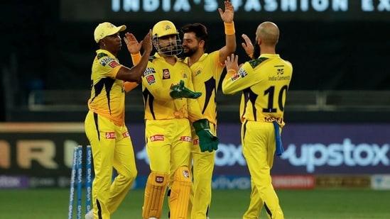Chennai Super Kings beart Mumbai Indians by 20 runs in IPL 2021 match 30(ANI)