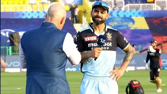 EXPLAINED: Why RCB are wearing blue jersey during IPL 2021 clash against KKR(BCCI/IPL)