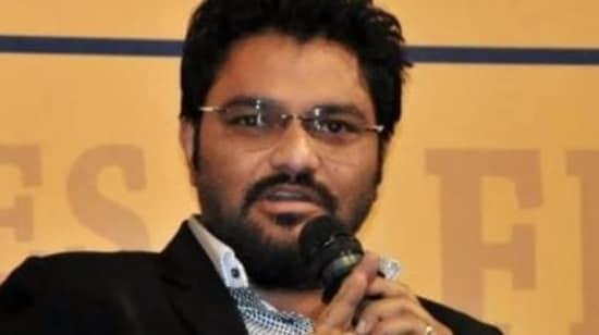 Babul Supriyo joined the Trinamool Congress on Saturday. (File photo)